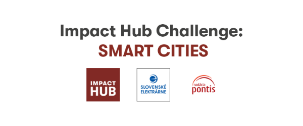 Logo Impact Hub Challenge: Smart Cities